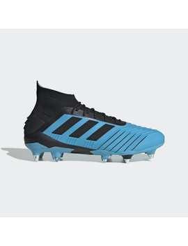 Predator 19.1 Soft Ground Boots by Adidas