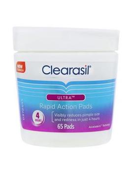 Ultra Facial Wipes Deep Pore by Clearasil