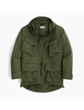 Wallace And Barnes Survey Parka In Ventile® Cotton by Wallace And Barnes Survey Parka In Ventile