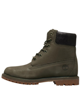 Timberland Womens 6 Inch Premium Boots Canteen by Timberland