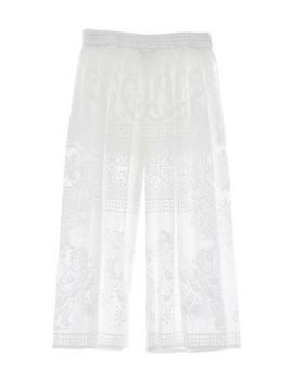 Cropped Trousers & Culottes by Dolce & Gabbana