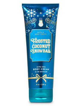 Frosted Coconut Snowball   Ultra Shea Body Cream    by Bath & Body Works