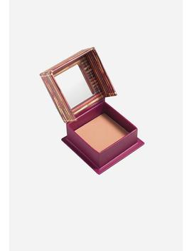 Hoola Powder Blush Mini Matte Bronzer by Benefit