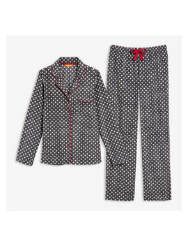 2 Piece Print Fleece Sleep Set by Joe Fresh