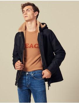 Parka Deck Jacket by Sandro Paris
