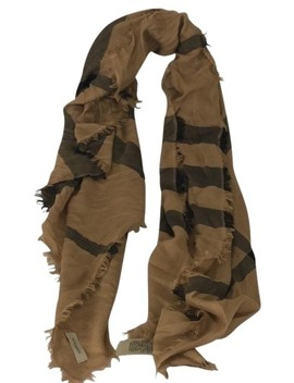120*120cm Overdy Cham Check Classic Scarf/Wrap Scarf/Wrap by Burberry