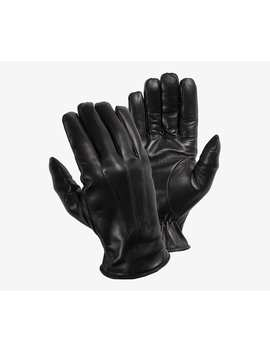 Black Gloves by Suitsupply