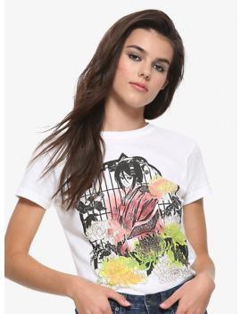 Bleach Rukia Kimono Girls T Shirt by Hot Topic