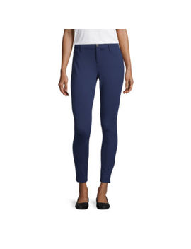 A.N.A Womens Ponte Pull On Pant by A.N.A