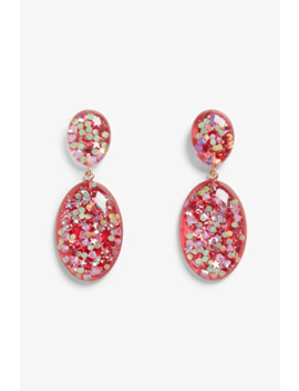 Star Drop Earrings by Monki
