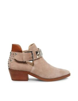 Zenna Taupe Suede by Steve Madden