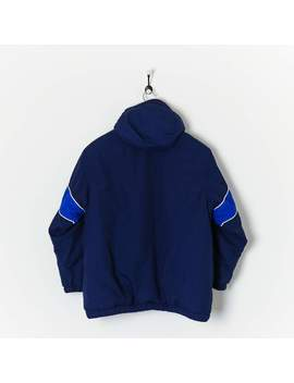 Nike Coat Navy/Blue Small by Nike