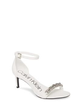 Reem 2 Ankle Strap Sandal by Calvin Klein