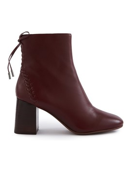Lace Up Ankle Boots by See By Chloe