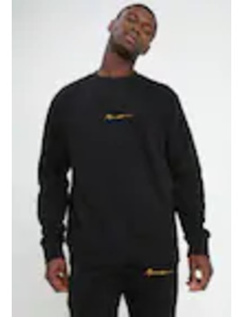 Essential Regular Signature   Sweatshirt by Mennace