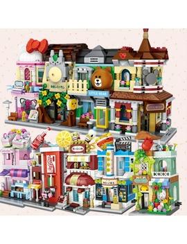 Mini Street Maquette De Rue Blocs De Construction Ensembles à Collectionner Assembler Jouets Jouets éducatifs Puzzle En 3 D Jouets Jouets Jouets Cadeaux Pour Enfants (Pas De Lego) by Wish