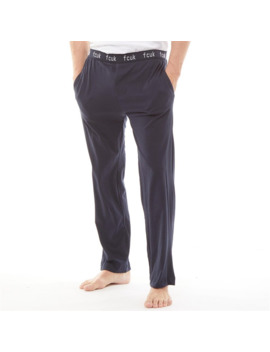 French Connection Mens Fcuk Lounge Pants Marine by French Connection