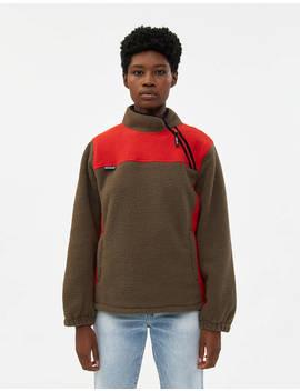 Drift Diagonal Zip Pullover by Stüssy Stüssy