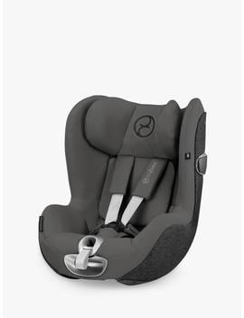 Cybex Sirona Z Group 0+/1 I Size Car Seat, Manhattan Grey by Cybex
