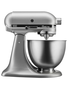 Kitchen Aid® Classic Plus™ Series 4.5 Quart Tilt Head Stand Mixer   Silver by Kitchen Aid