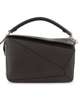Large Puzzle Shoulder Bag by Loewe