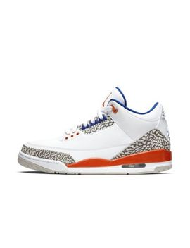Air Jordan 3 Retro Men's Shoe. Nike.Com by Nike
