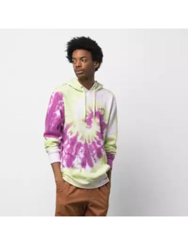 Slow Fashion Tie Dye Pullover Hoodie by Vans