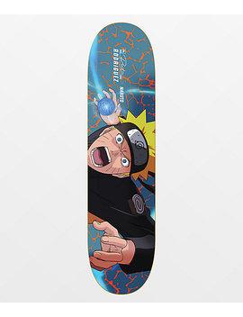 "Primitive X Naruto Rodriguez Combat 8.38"" Skateboard Deck by Zumiez"