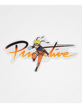 Primitive X Naruto Nuevo Sticker by Zumiez