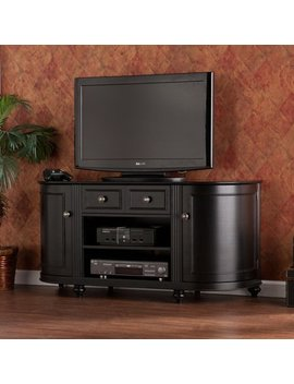 "Luisa Black Media Console For T Vs Up To 50"" by Southern Enterprises"