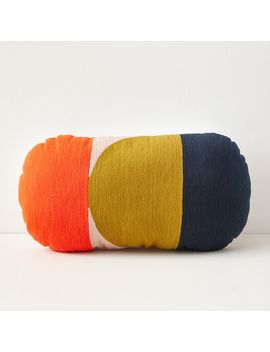 Crewel Capsule Pillow by West Elm