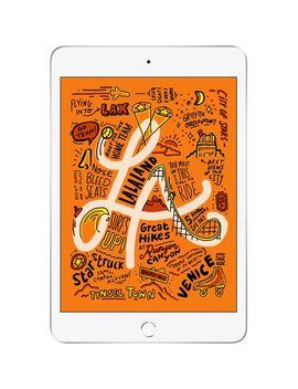 Apple I Pad Mini 5, 64 Gb, Wi Fi, Silver by Apple
