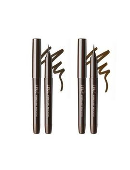 J.Mue   Wondrous Easy Brow Tattoo   2 Colors by J.Mue