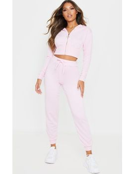 Pink Sweat Ultimate Jogger by Prettylittlething