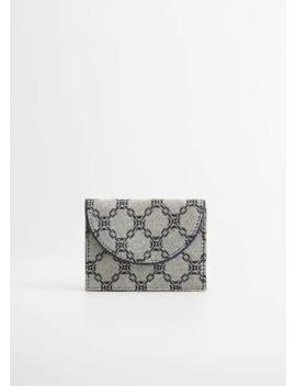 Porte Monnaie Imprimé by Mango