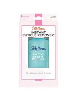 Sally Hansen Instant Cuticle Remover 29.5ml by Superdrug