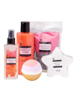 Superdrug Bathing Lab Large Sweet Jar Set by Superdrug