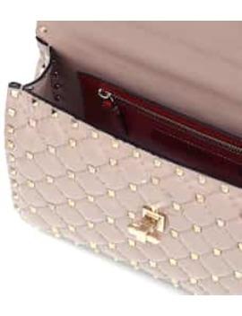 Valentino Garavani Rockstud Spike Shoulder Bag by Valentino