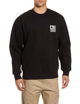 Incognito Crewneck Sweatshirt by Carhartt Work In Progress