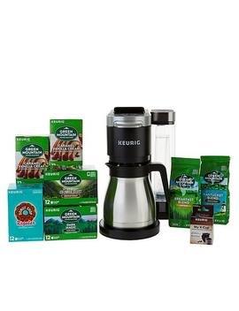 """<Span Class=""""Callout Exclusive"""">Exclusive!</Span>                  Keurig K Duo Plus Single Serve Coffee Maker &Amp; Carafe With 60 K Cups by Keurig"""
