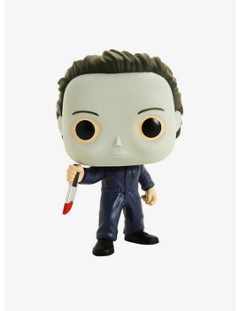 Funko Halloween: H20 Pop! Movies Michael Myers Vinyl Figure Hot Topic Exclusive by Hot Topic