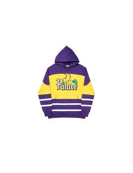 Zero Zero Hood Purple / Yellow by Palace Skateboards