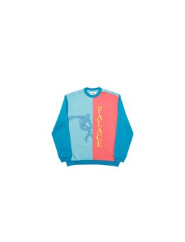 Discuss Crew Blue by Palace Skateboards