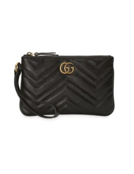 Gg Marmont Wrist Wallet by Gucci
