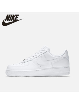 Nike Air Force 1 '07 New Arrival Men Skateboarding Shoes Anti Slippery Sports Shoes Hard Wearing Outdoor Men Sneakers #315122 by Ali Express.Com