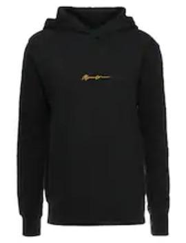 Essential Hoody With Signature   Bluza Z Kapturem by Mennace