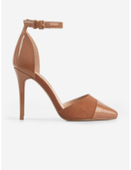 Women Brown Solid Heels by Dorothy Perkins