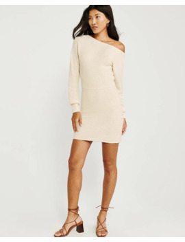 Textured Sweater Dress by Abercrombie & Fitch