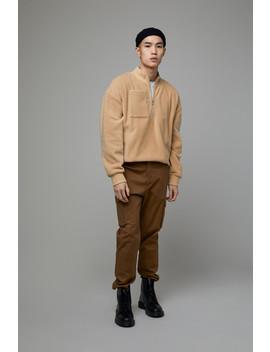 Fleece Sweatshirt 3595 by Oak + Fort