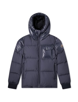 Moncler Eloy Hooded Down Jacket by Moncler